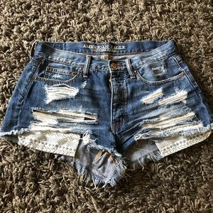 American Eagle Jean Shorts